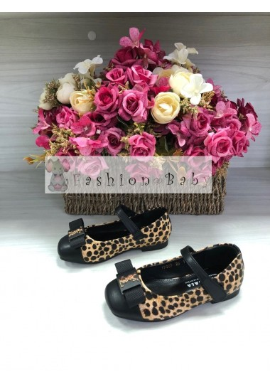 Туфли леопардовые - S