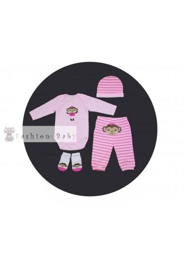 Комплект для малышки Pink Ape